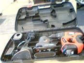 BLACK & DECKER Combination Tool Set MT1203K 12V MULTI-TOOL CORDLESS KIT